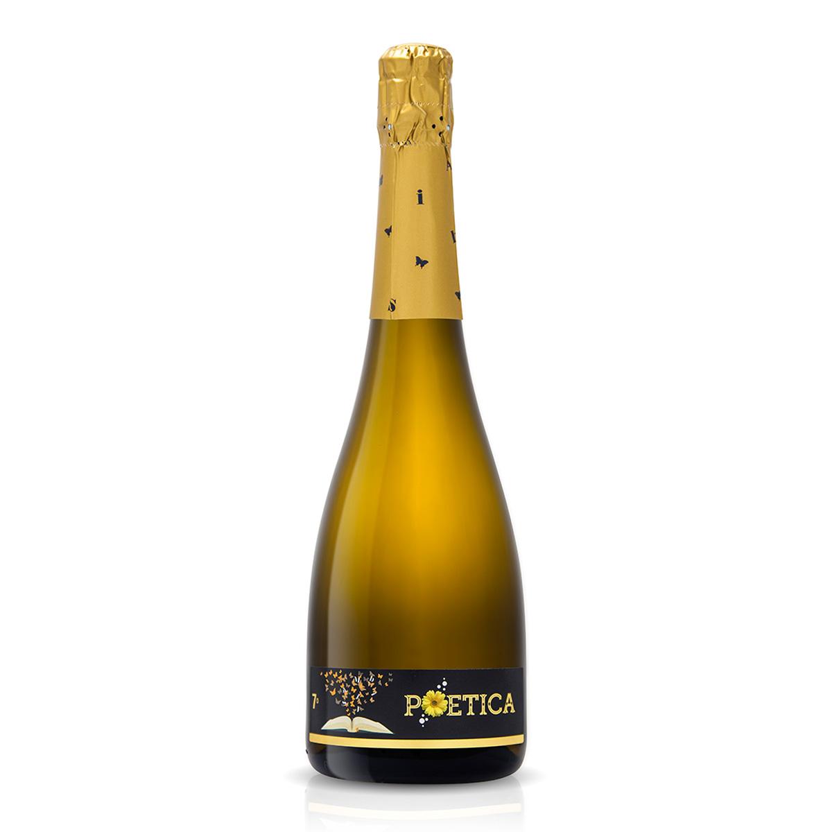 西班牙POETICA甜香檳酒