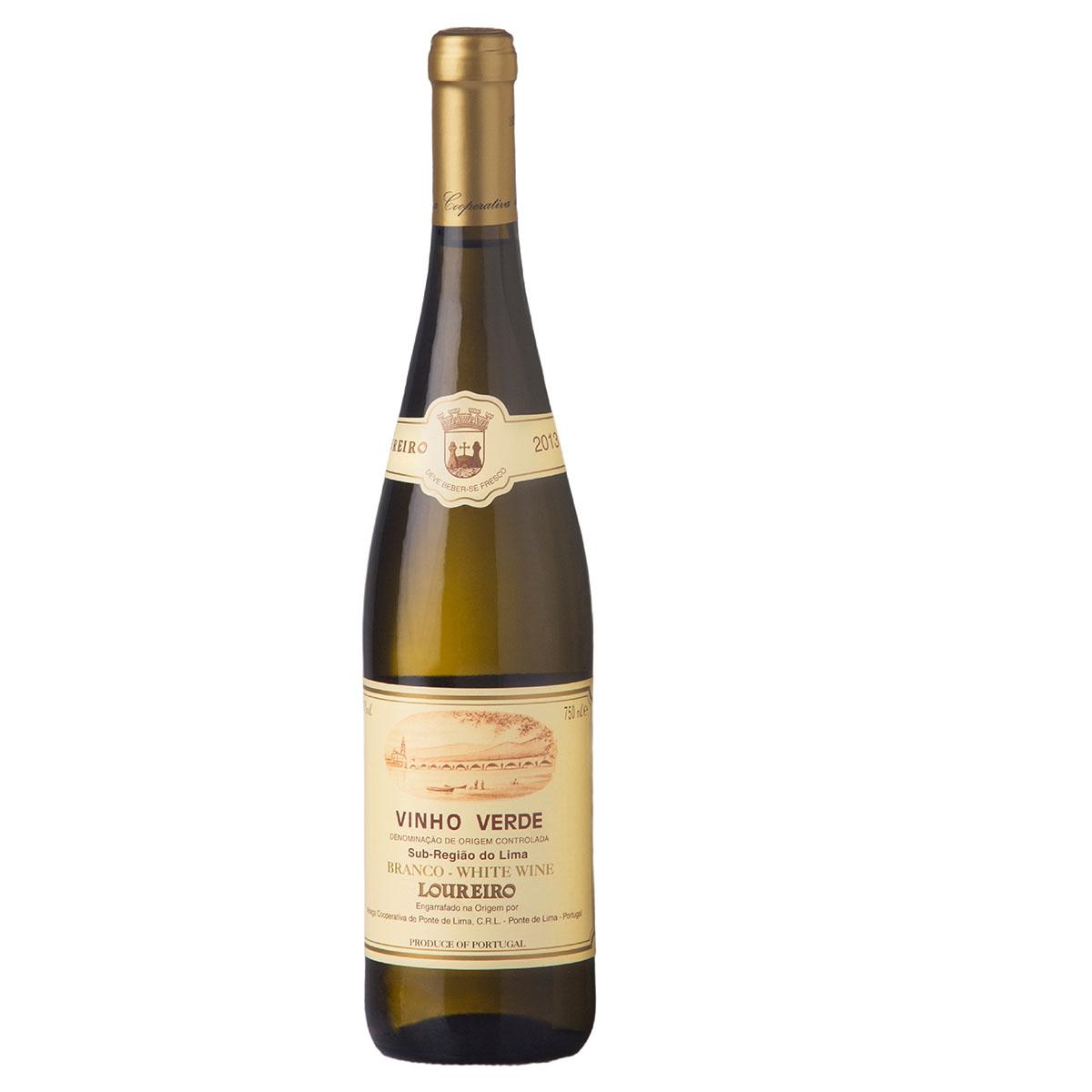 葡萄牙ADEGA PONTE LIMA LOUREIRO绿葡萄酒