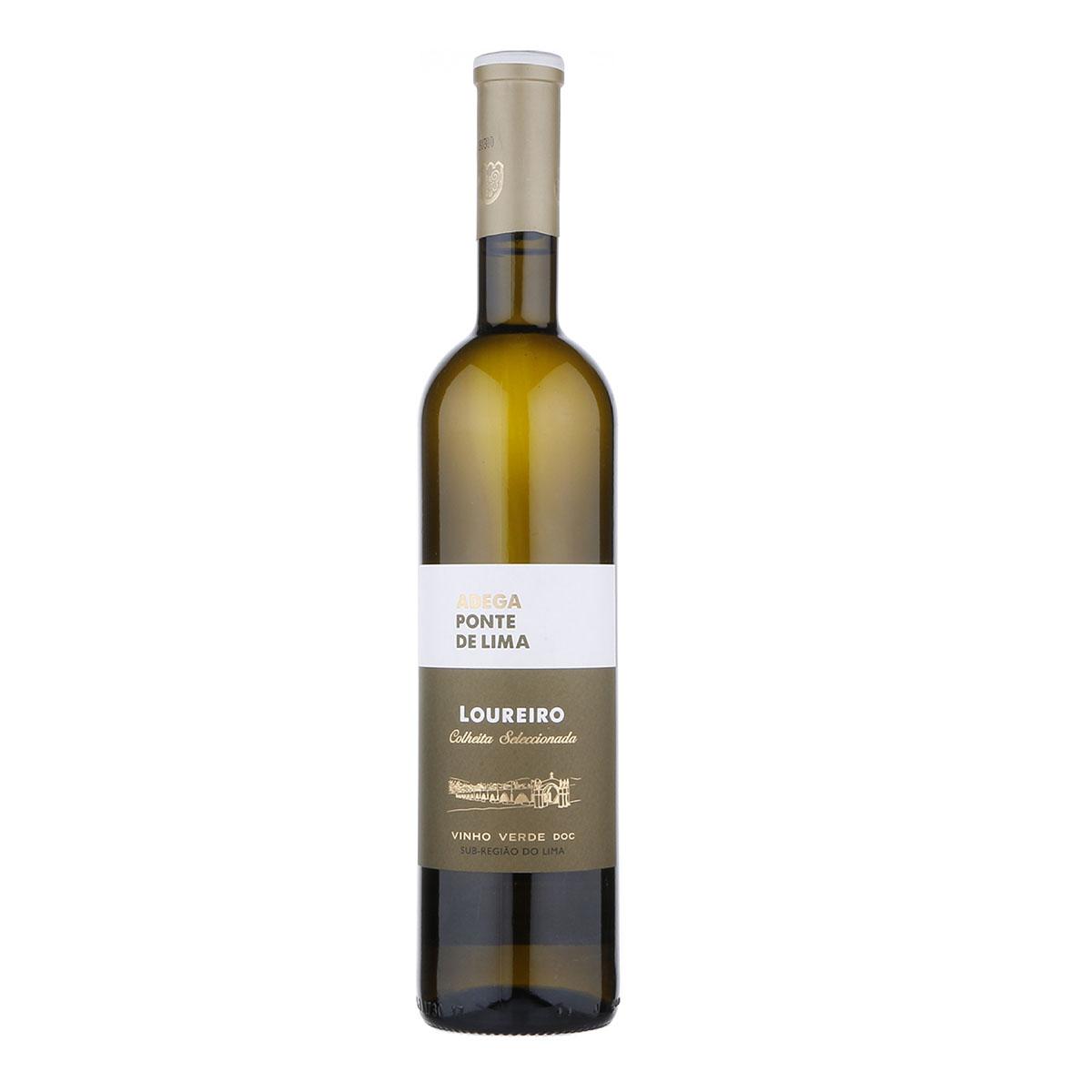 葡萄牙ADEGA PONTE LIMA LOUREIRO COLHEITA SELECCIONADA 绿葡萄酒