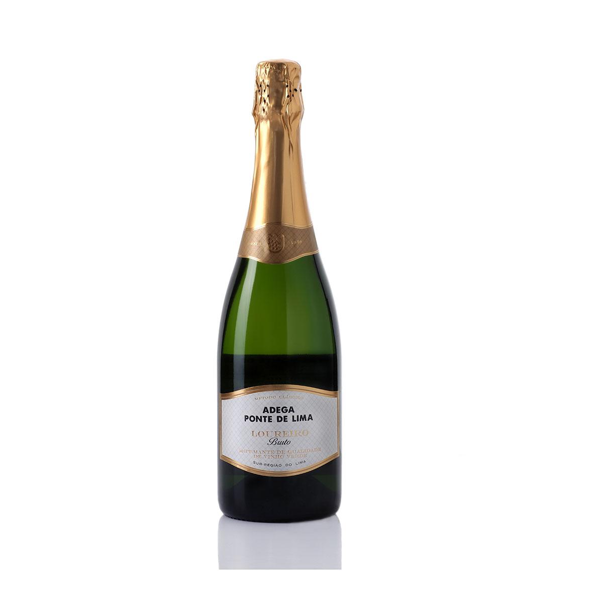 葡萄牙ADEGA PONTE LIMA LOUREIRO BRUTO 气泡酒