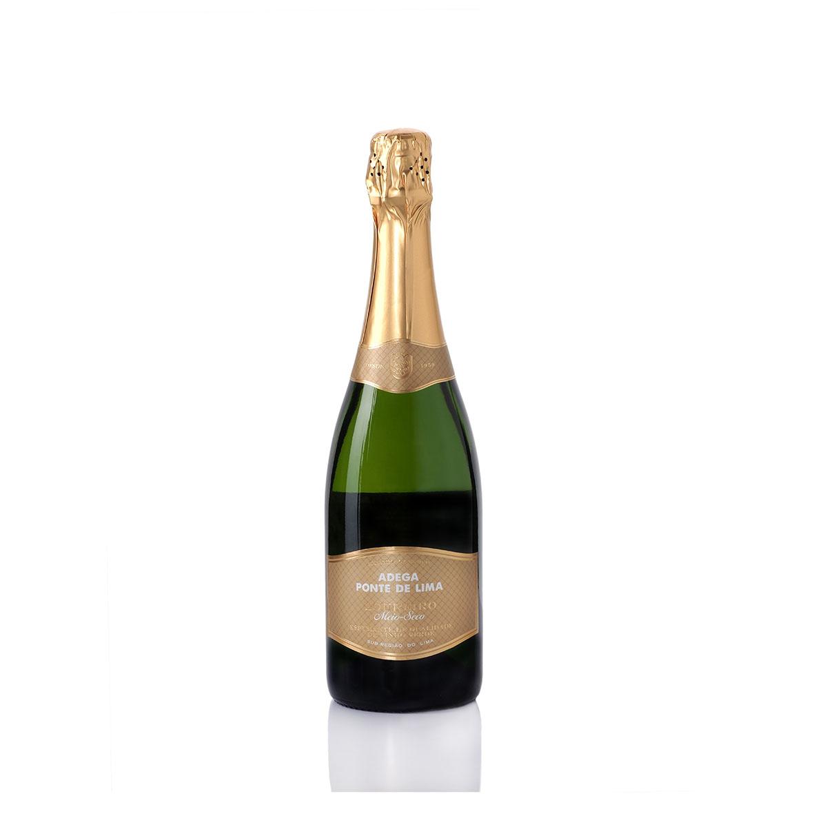 葡萄牙ADEGA PONTE LIMA LOUREIRO MEIO 干气泡酒