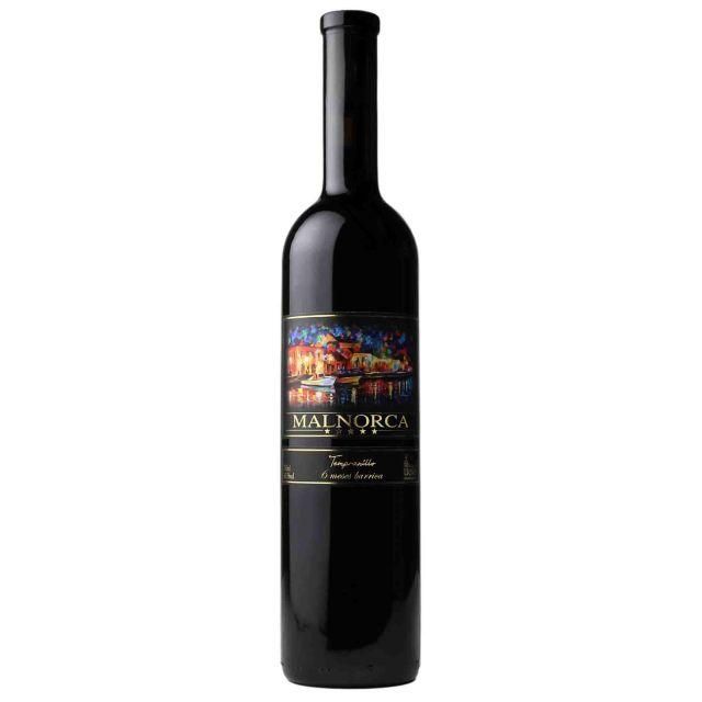 西班牙乌克莱斯马洛卡干红葡萄酒(6个月桶)