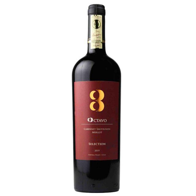 智利中央山谷奥卡罗精选干红葡萄酒
