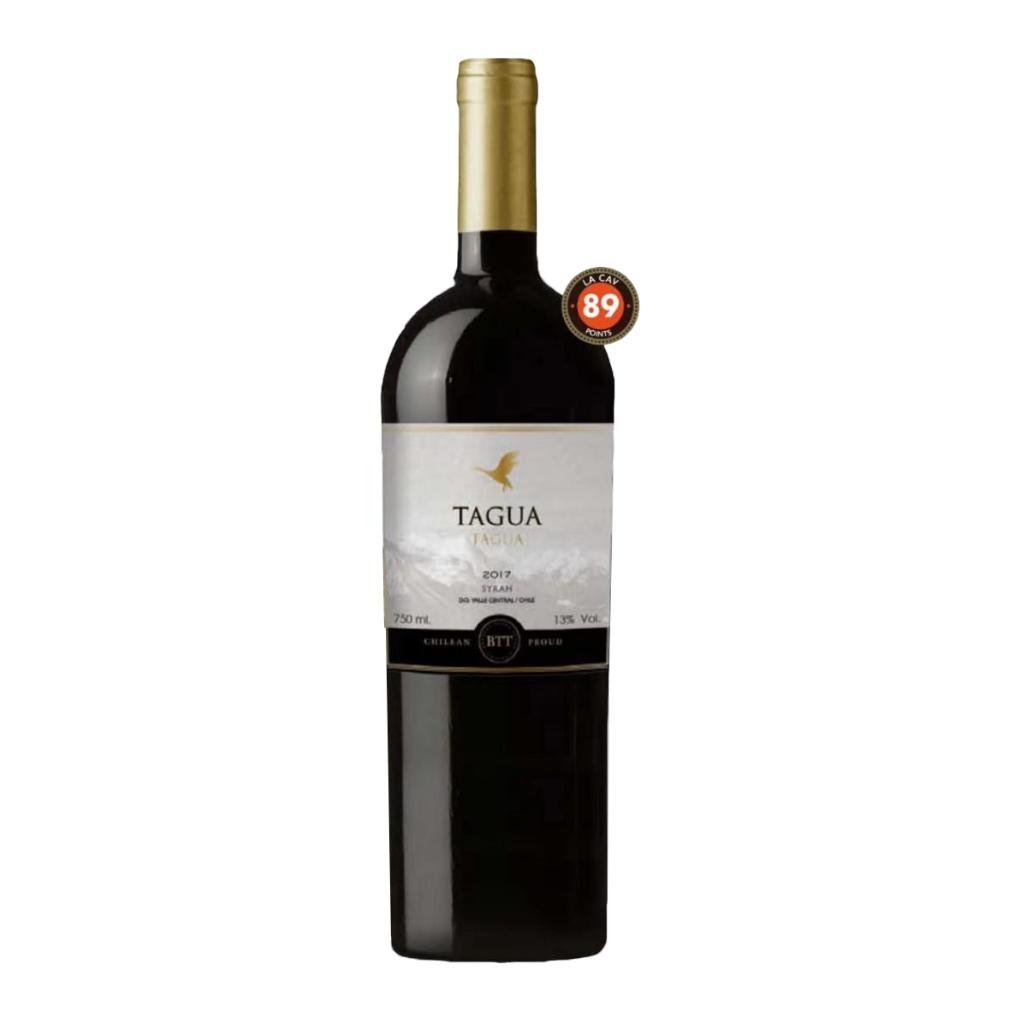 智利中央山谷塔古亚精选西拉葡萄酒