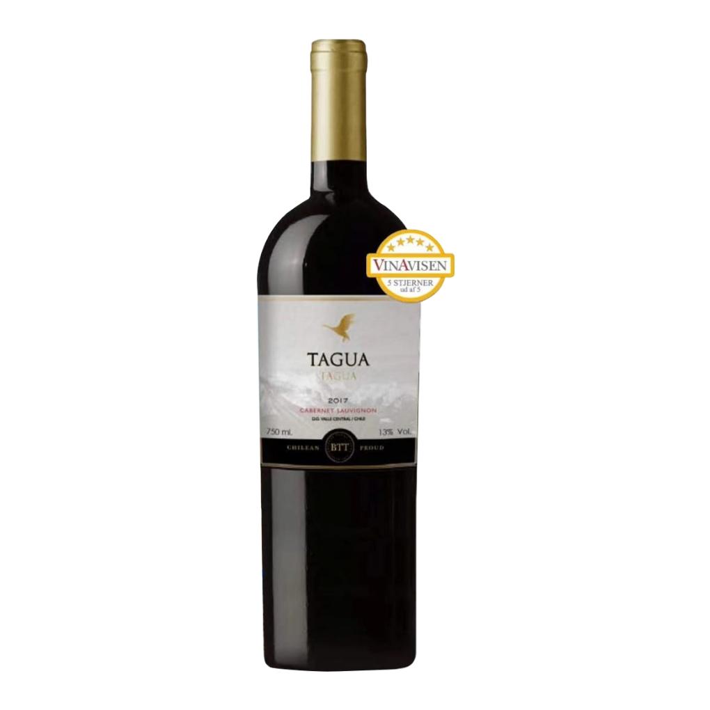 智利中央山谷塔古亚精选赤霞珠葡萄酒