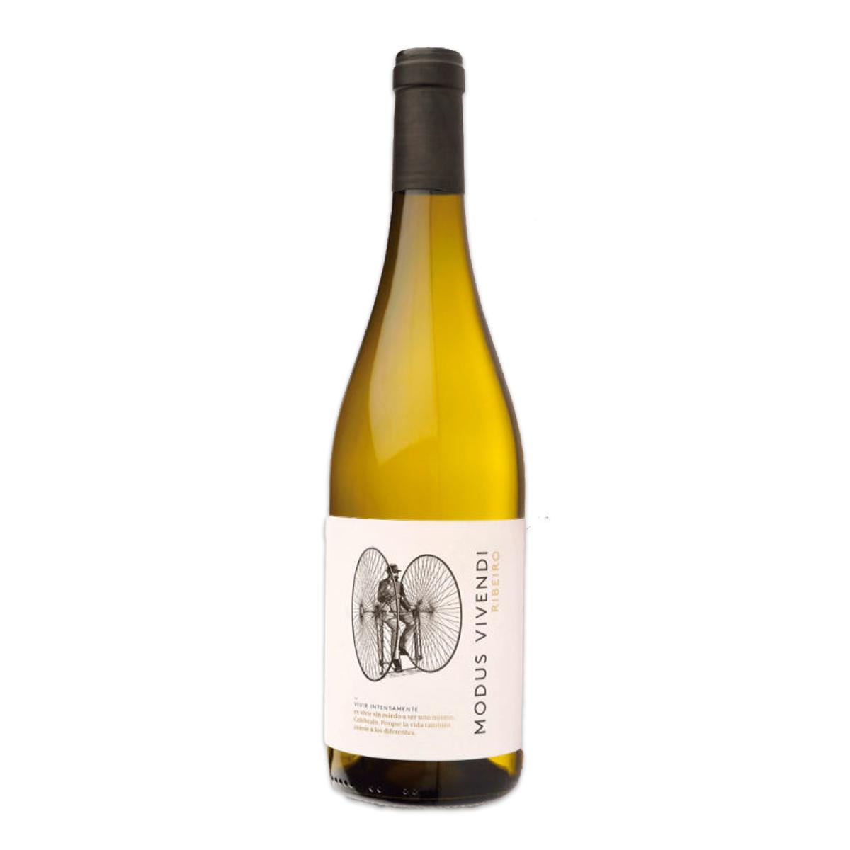 Modus Vivendi Ribeiro 2020, DO Ribeiro  河岸产区2020年干白葡萄酒