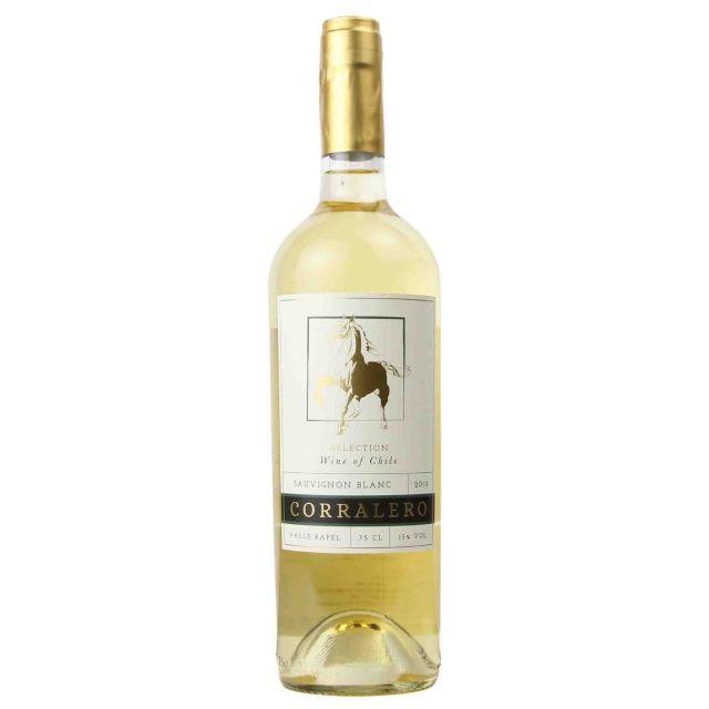 智利兰佩谷科拉列罗 精选长相思白葡萄酒