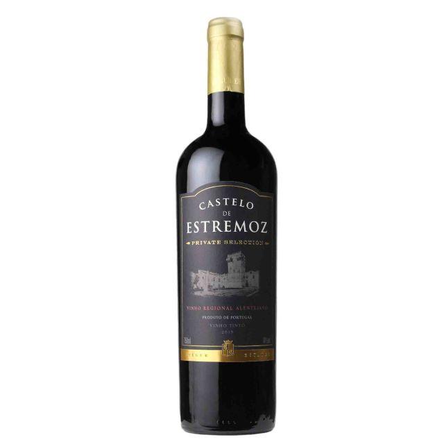 葡萄牙阿连特茹埃斯特雷莫兹城堡私人精选红葡萄酒红酒