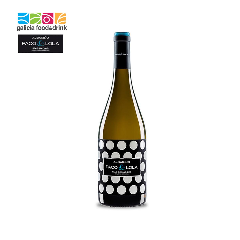 西班牙加利西亚巴科与劳拉干白葡萄酒