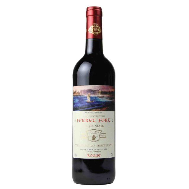 法国法拉福青春干红葡萄酒