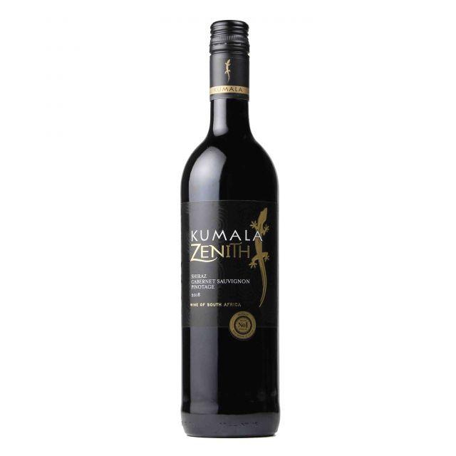 南非西开普库马拉瞻领经典干红葡萄酒红酒