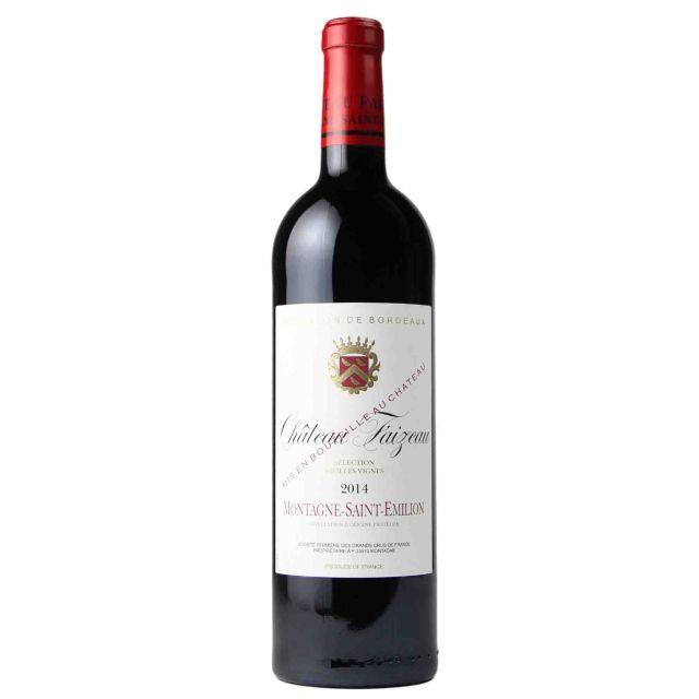 法国费佐酒庄蒙塔涅圣美隆干红葡萄酒