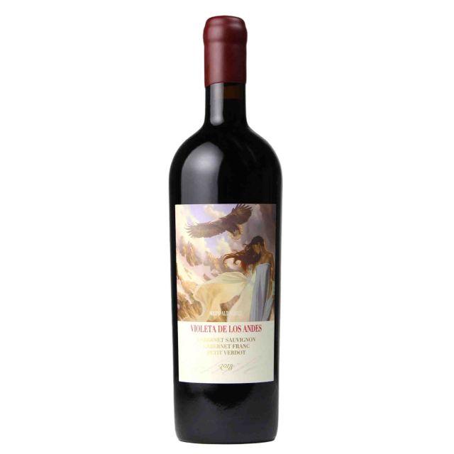 智利迈坡谷悦莱达赤霞珠干红葡萄酒红酒