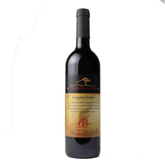 澳大利亚环尾袋鼠典藏干红葡萄酒