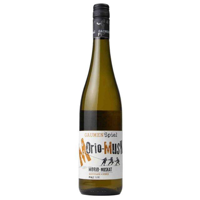 德国莱茵黑森赏味玩家马里奥麝香葡萄酒半甜白葡萄酒