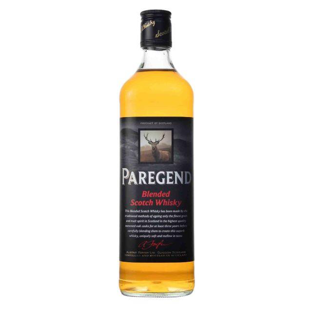 英国伯莱爵苏格兰传统威士忌