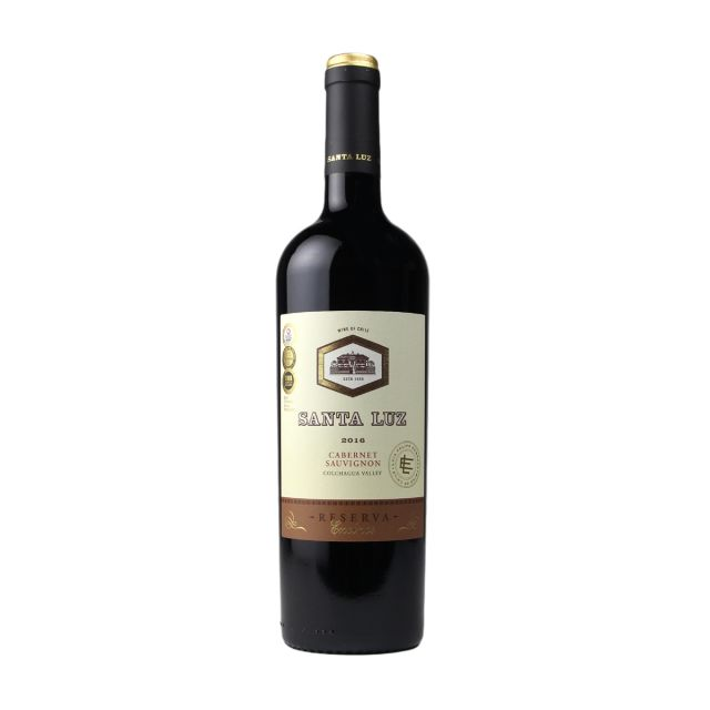 智利中央山谷桑塔露琪珍藏赤霞珠干红葡萄酒红酒