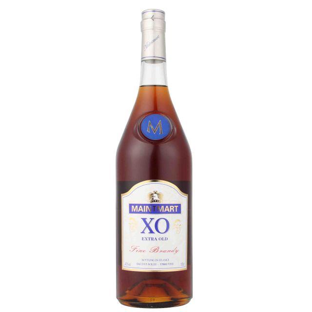 法国蔓玛传统蓝标白兰地XO(1000ml)