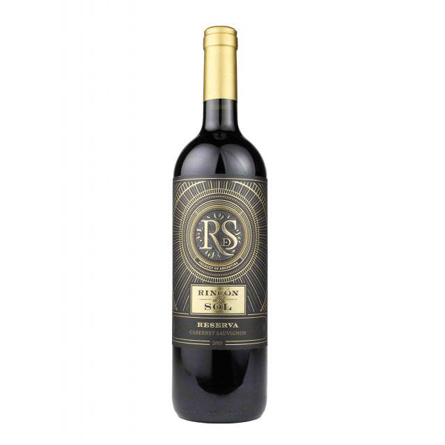 阿根廷门多萨太阳特选珍藏赤霞珠干红葡萄酒