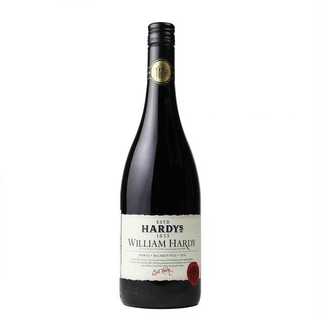 澳大利亚威廉夏迪麦克拉伦谷色拉子干红葡萄酒