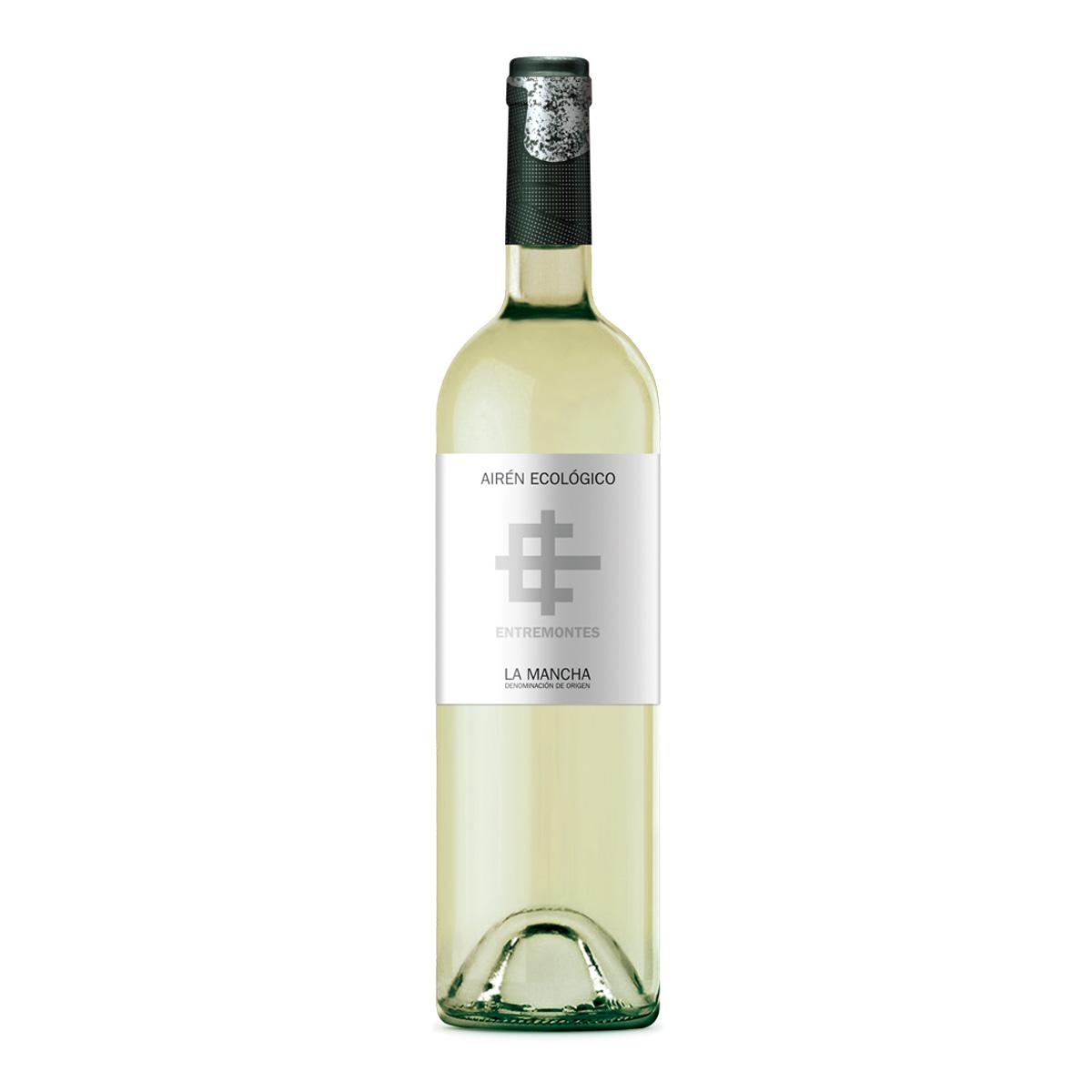 西班牙ENTREMONTES有机爱人干白葡萄酒