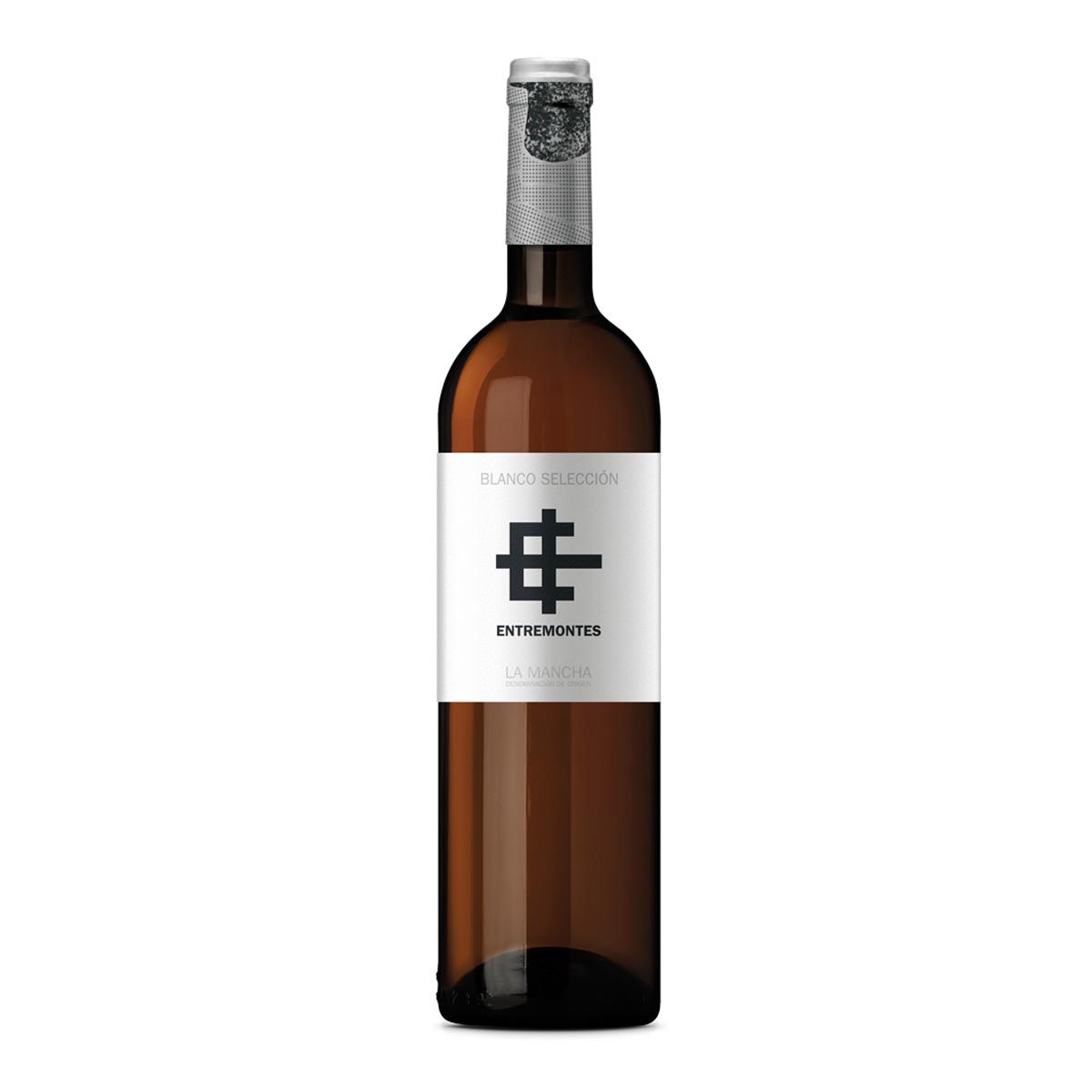 西班牙ENTREMONTES BLANCO SELECCIÓN 有机干红葡萄酒