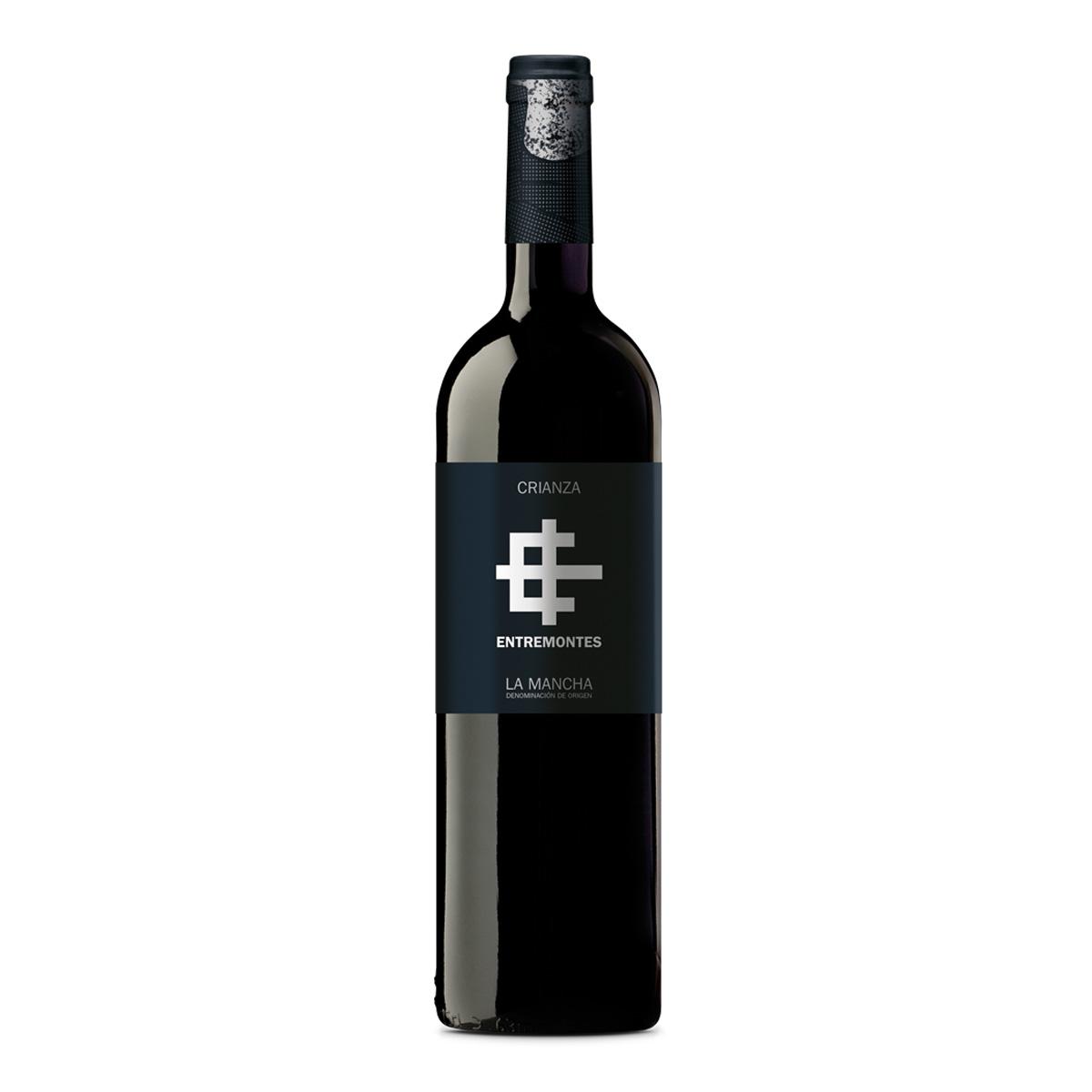 西班牙ENTREMONTES CRIANZA干红葡萄酒