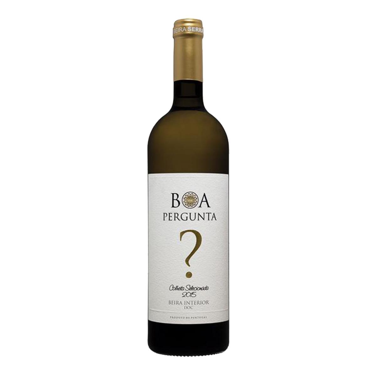 葡萄牙Boa Pergunta Selected Harvest DOC 干白葡萄酒