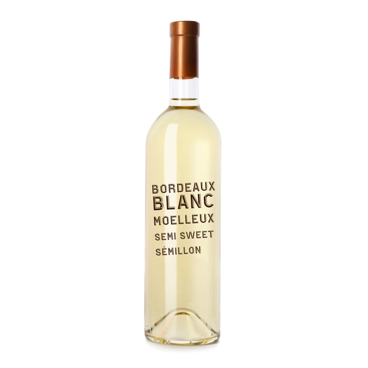 法国AOC Bordeaux semi sweet white