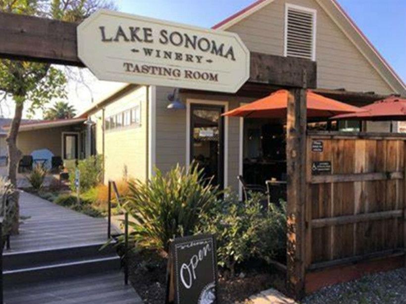 湖泊酒庄Lake Sonoma Winery