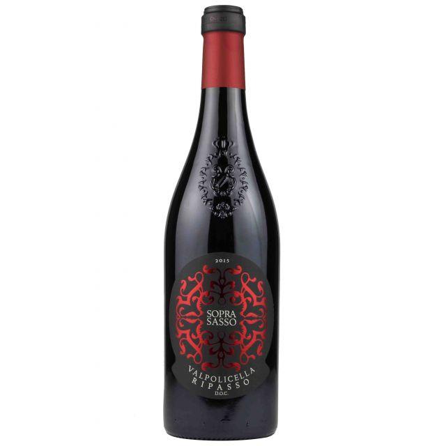意大利威尼托瓦波利切拉萨索石里帕索干红葡萄酒