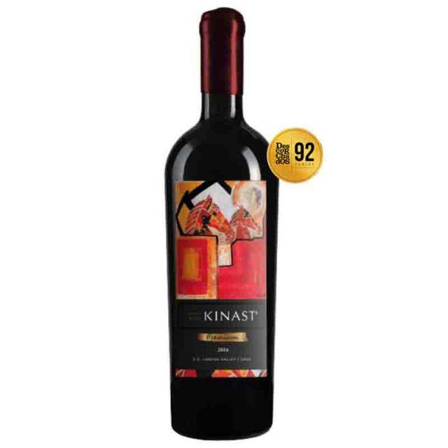 智利金纳斯家族酒庄KIAST家族至尊战马红葡萄酒