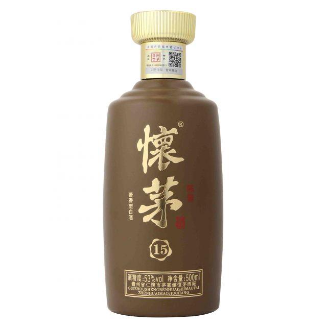 中国贵州怀茅(陈酱)酱香型白酒