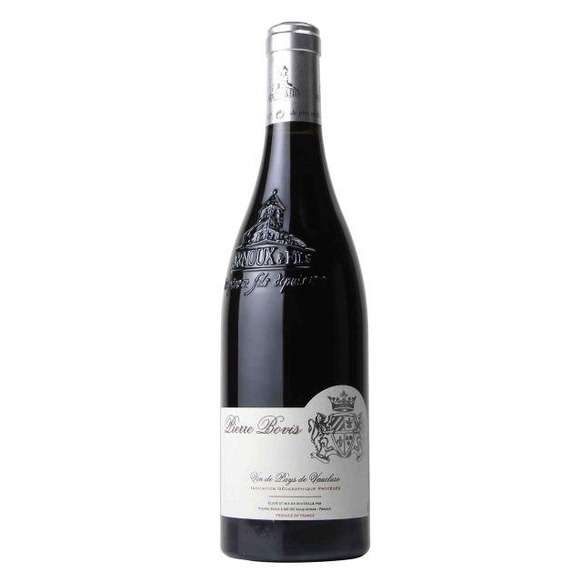 法国沃克吕兹产区皮埃尔博维斯干红葡萄酒