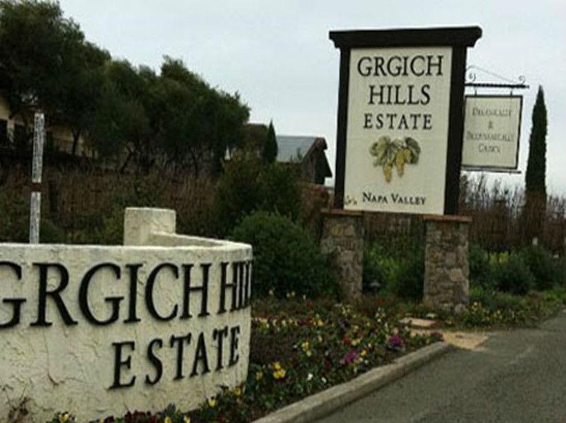 格吉弛黑尔酒庄Grgich Hills Estate