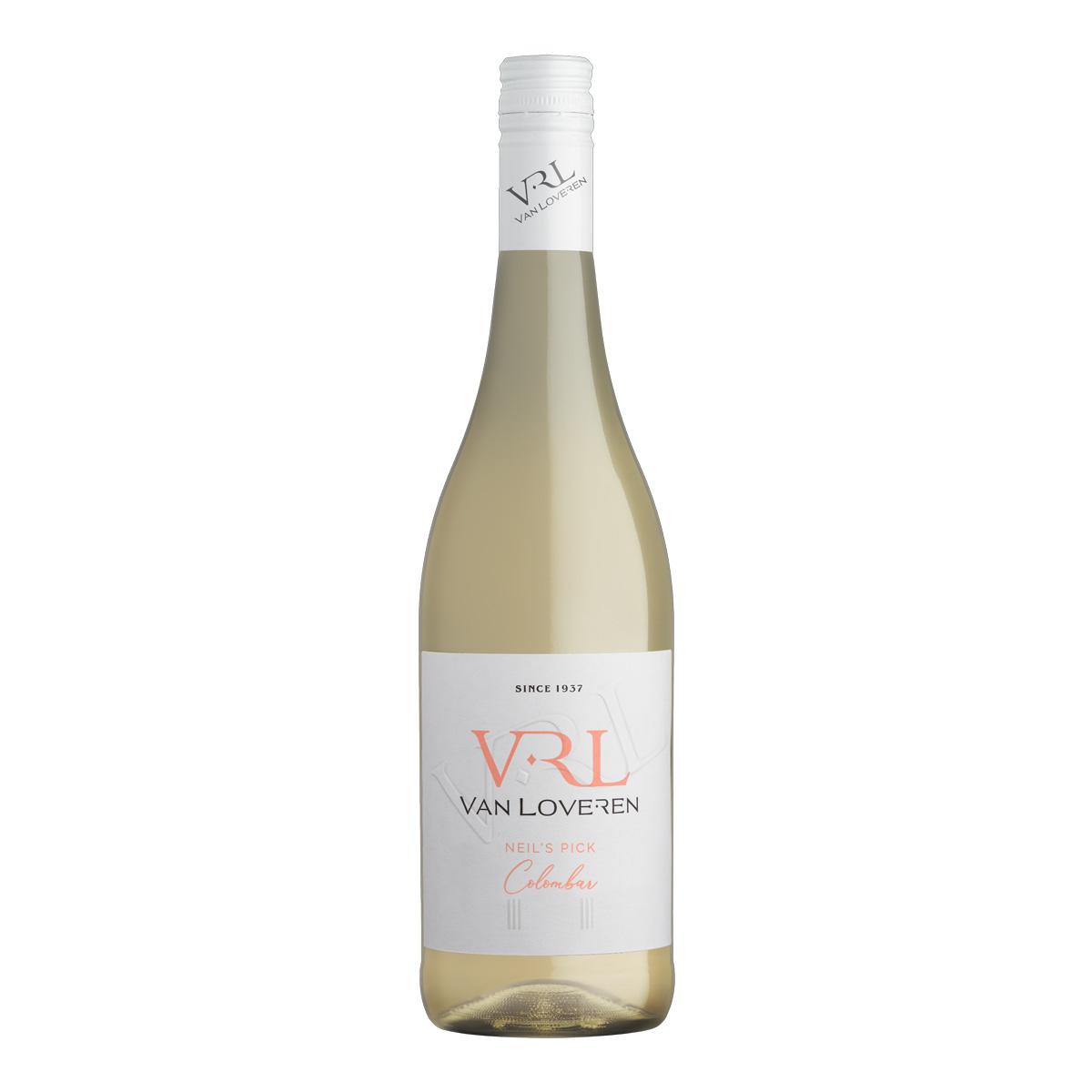 南非罗伯逊山谷梵劳伦酒庄鸽笼白干白葡萄酒