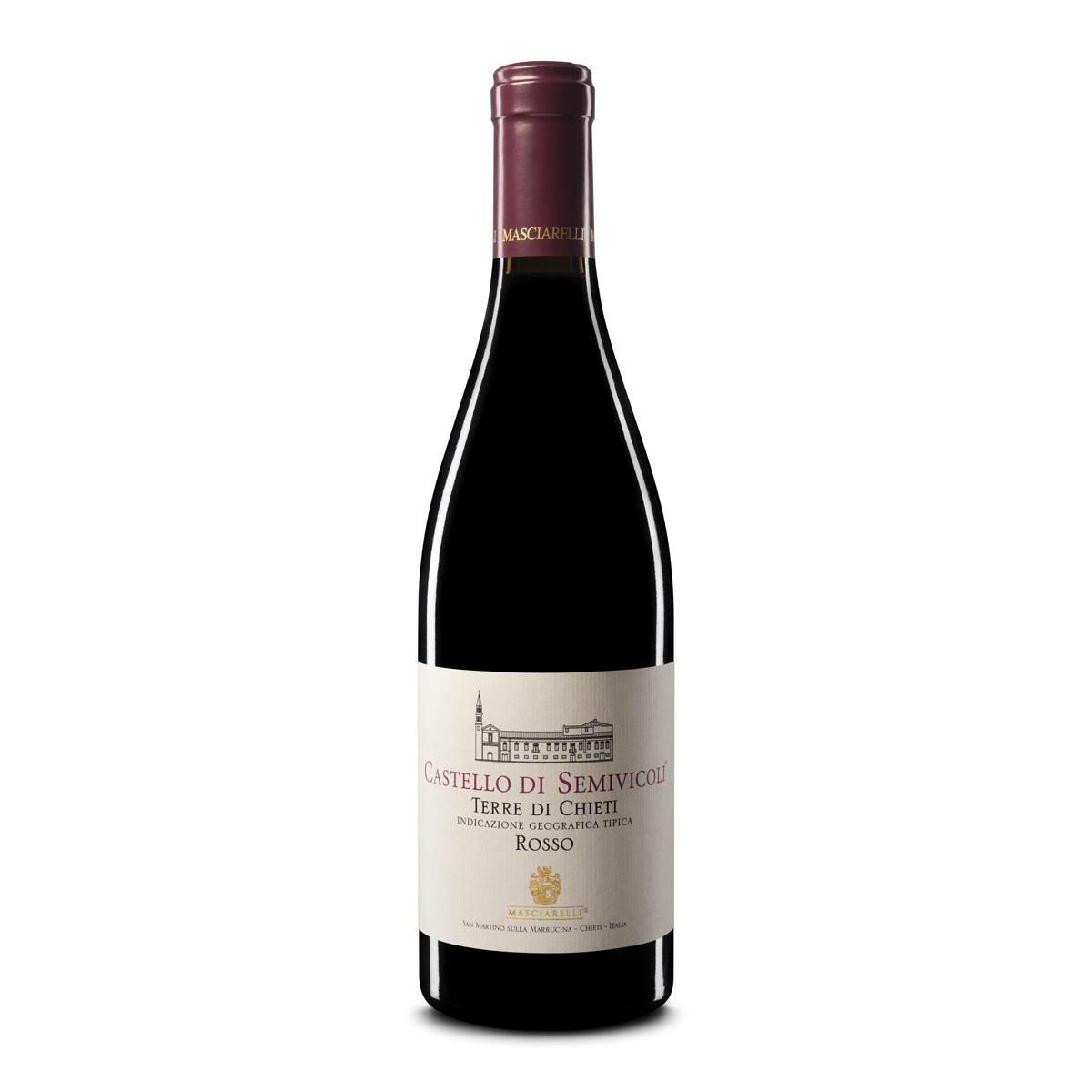 意大利塞米维可利城堡系列  基耶蒂 干红葡萄酒 IGT