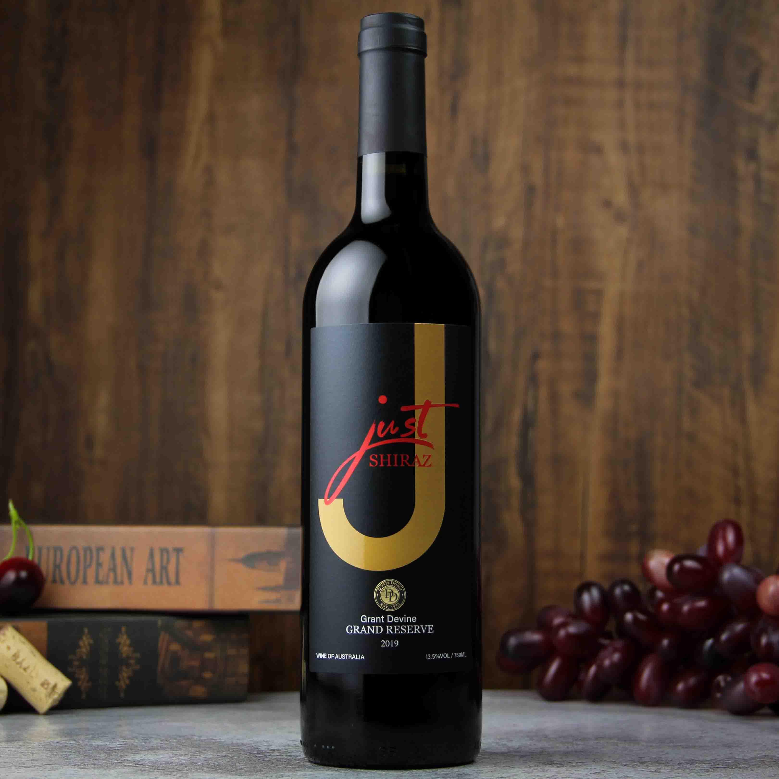 澳大利亚都度JUST勾魂·澳乐途珍藏干红葡萄酒